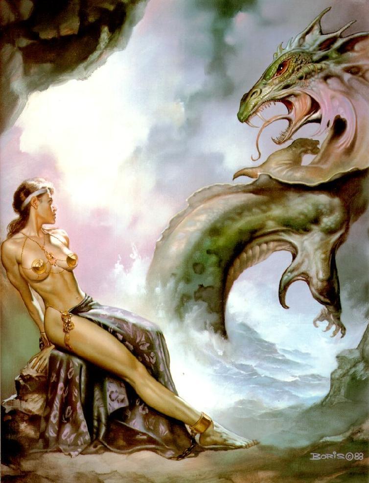 Fantasy art - Page 2 Valejo